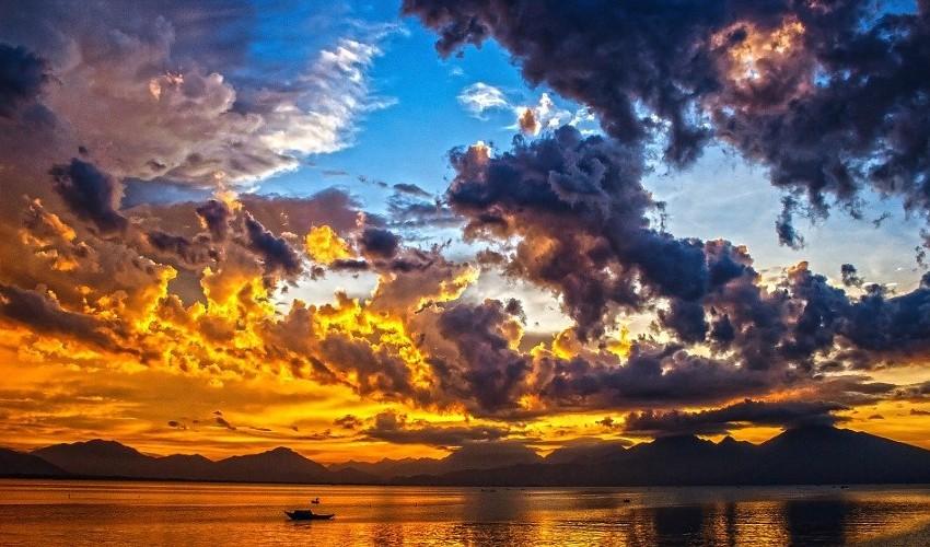 ¿Cuáles son los tipos de nubes que existen y cuáles son sus características?