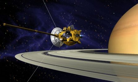 Misión Cassini