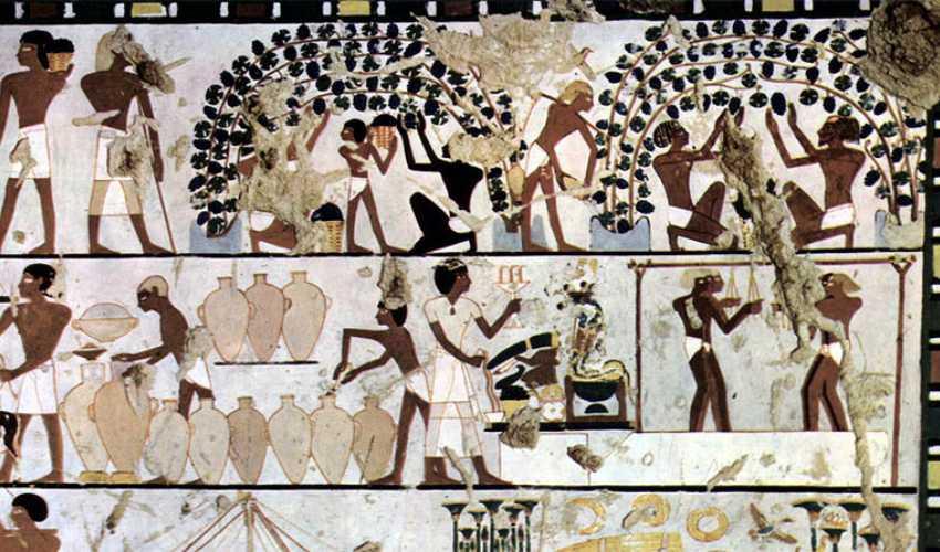 Cultura egipcia: historia, escritura, arte y características