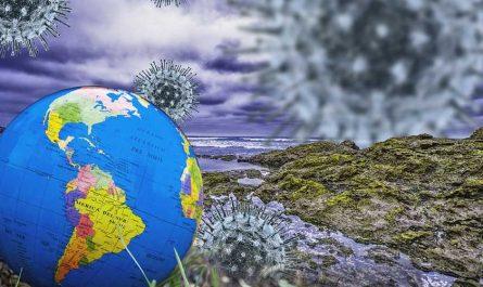Microbioma de la atmósfera
