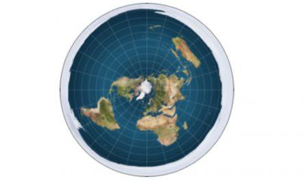 Modelo de la Tierra plana