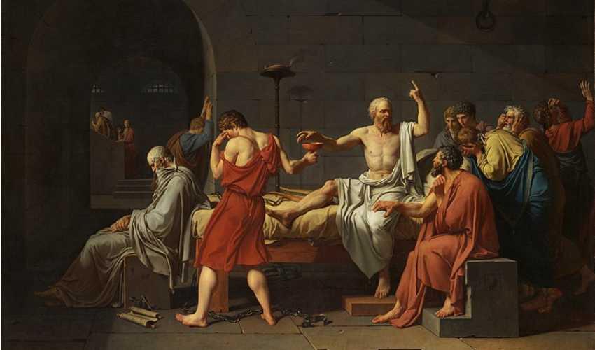 Sócrates: vida, obra, filosofía y política