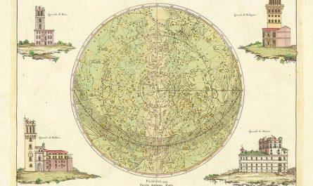 Qué es un planisferio celeste y cómo se usa