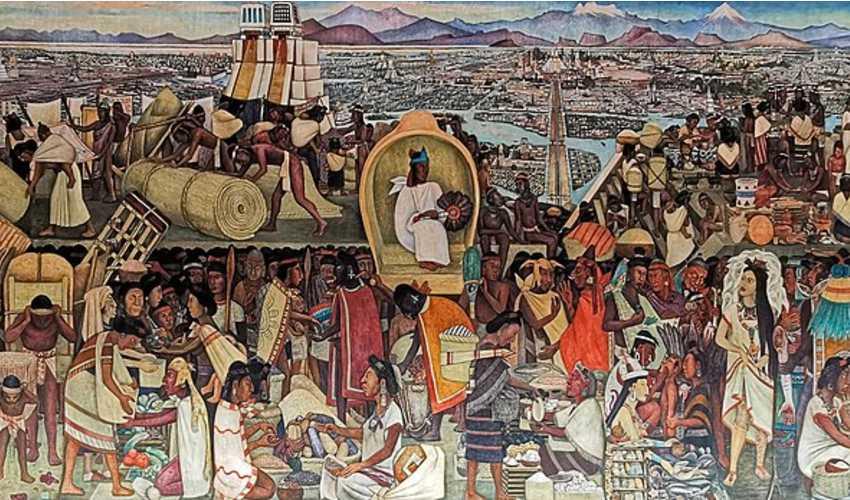 5 obras icónicas de Diego Rivera