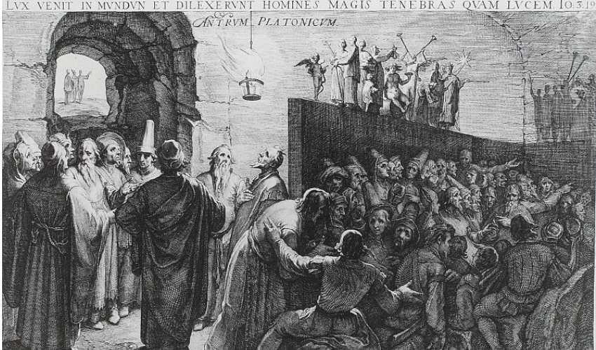 El mito de la caverna de Platón: resumen y análisis
