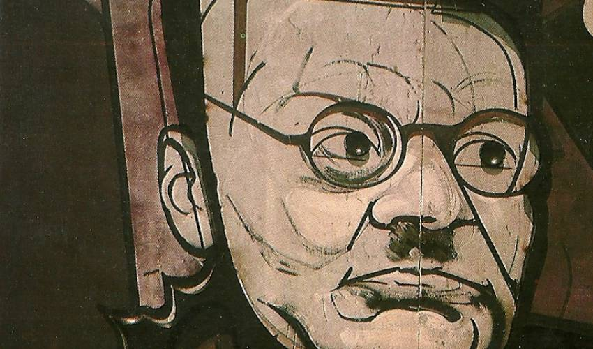 José Clemente Orozco: uno de los tres grandes del arte mural